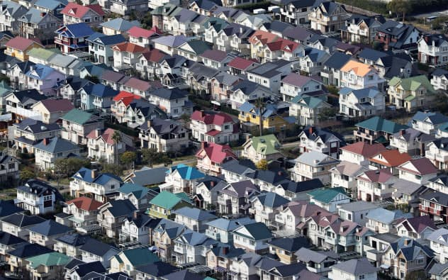 住宅ローン減税、小規模物件は1000万円の所得制限