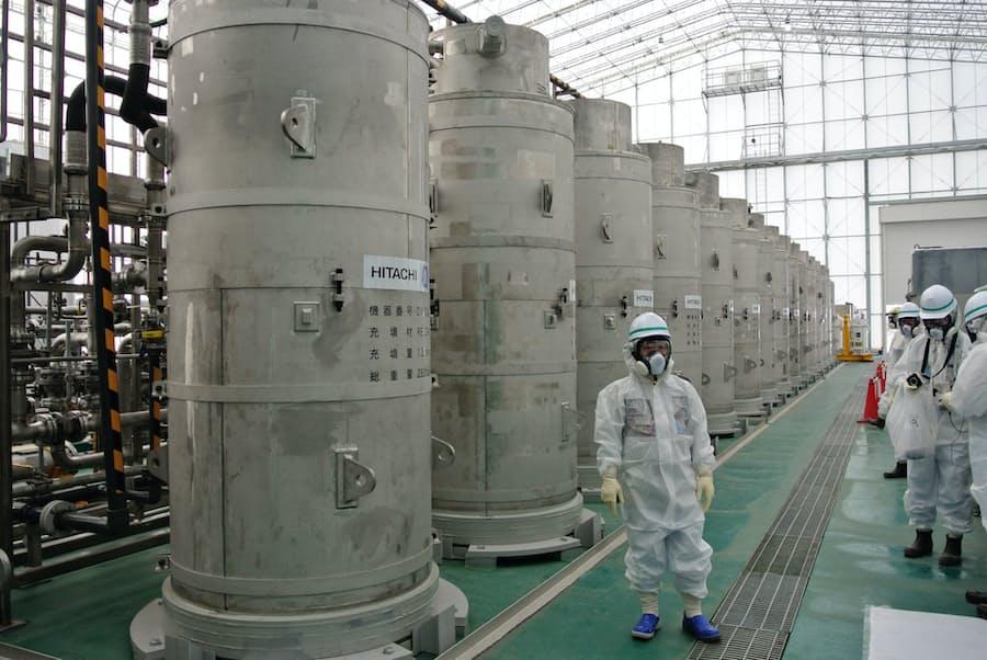福島 トリチウム