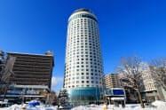 札幌プリンスホテル(札幌市)は5月31日まで休業する