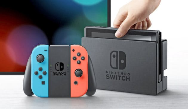 イオンアプリ switch