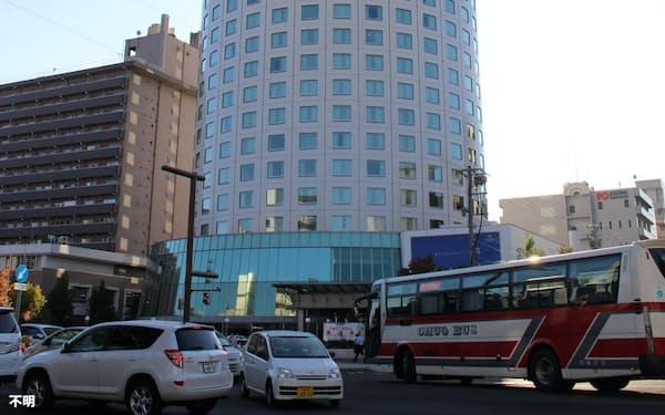 札幌プリンスホテルは27日~5月31日に休業する(札幌市)
