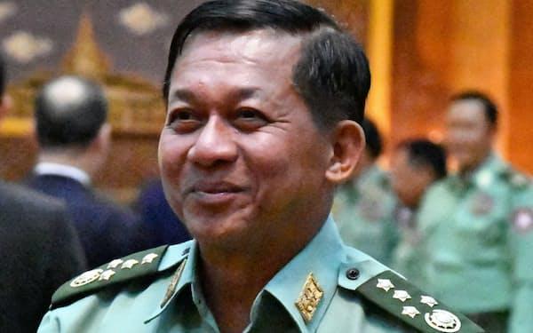 ミン・アウン・フライン最高司令官は、国政への国軍の影響力を高める狙いだ