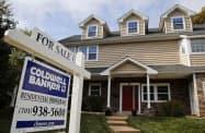 3月の中古住宅販売件数は11カ月ぶりの低水準に落ち込んだ=ロイター