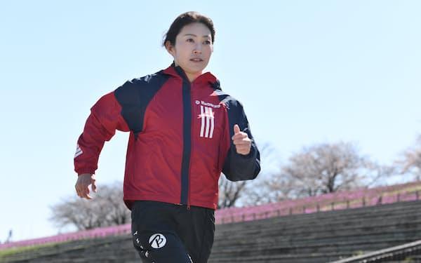 新型コロナの影響を受け、岡田久美子はできる範囲で体を動かす