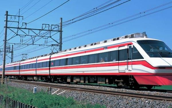 東武鉄道は「りょうもう」など特急の一部を25日から運休する