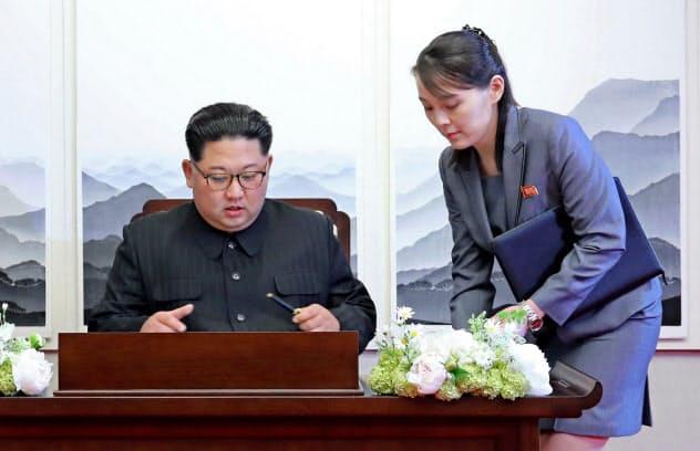 北朝鮮の金正恩委員長は健康不安説が浮上している=AP