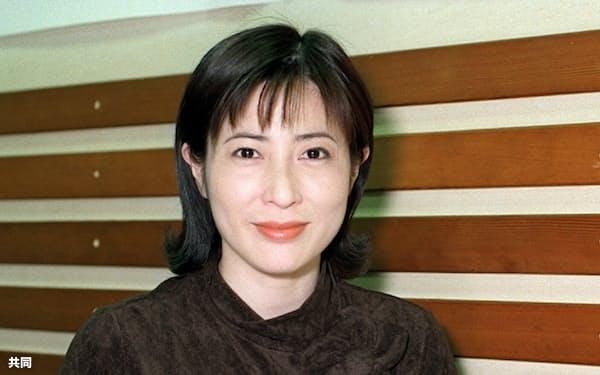 岡江久美子さん=共同
