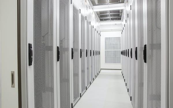 データセンターの処理能力の増強も課題となる