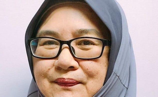 Noraida Endut ロンドン大東洋アフリカ研究学院博士(法学)。マレーシア科学大の女性・ジェンダー研究センターの責任者も兼ねる。専門はイスラム家族法や国際人権法など。