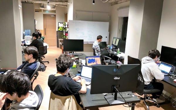 副業仲介のoverflowは東京都港区のオフィスを手放すことを決めた