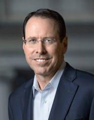 米通信・メディア大手AT&Tは、ランドール・スティーブンソン最高経営責任者(CEO、60)の退任を発表した