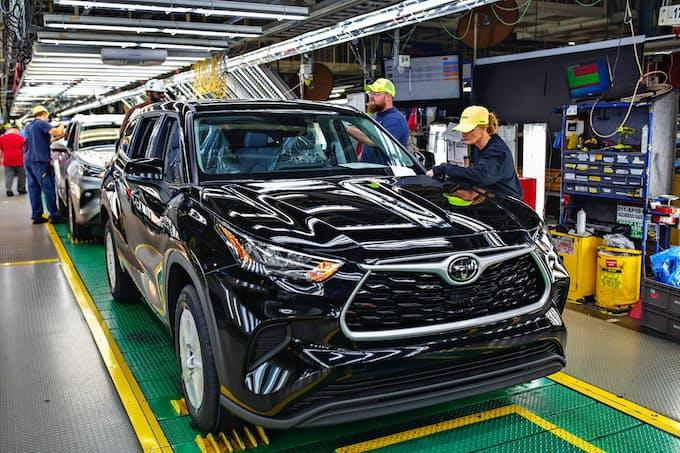 新型コロナ:北米の車生産、トヨタが先陣 労組抵抗で米3社は慎重: 日本 ...