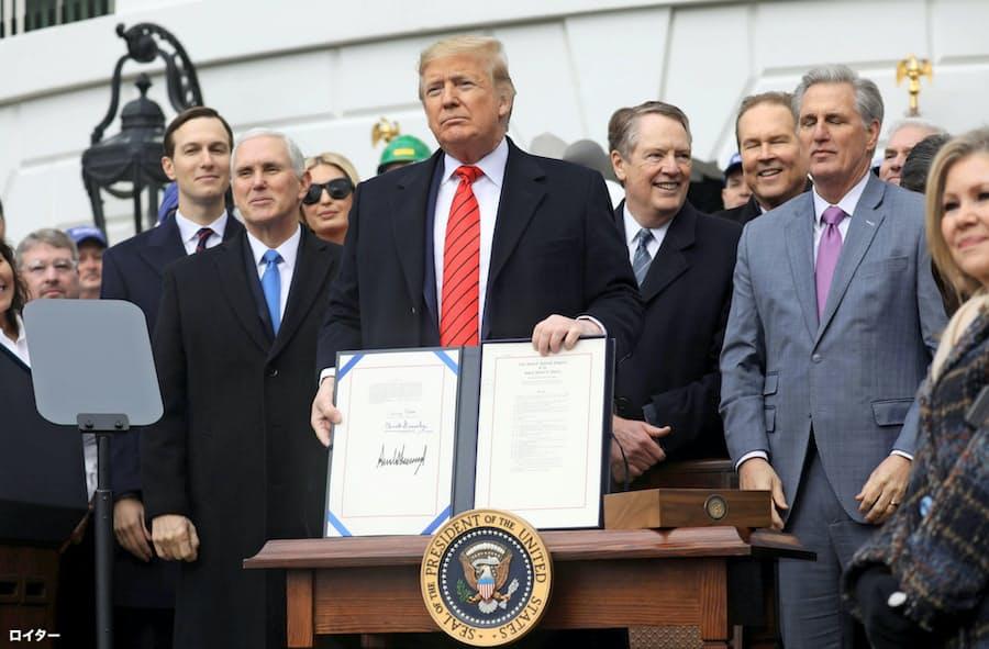 新型コロナ:新NAFTA7月1日発効 四半世紀ぶり改定: 日本経済新聞