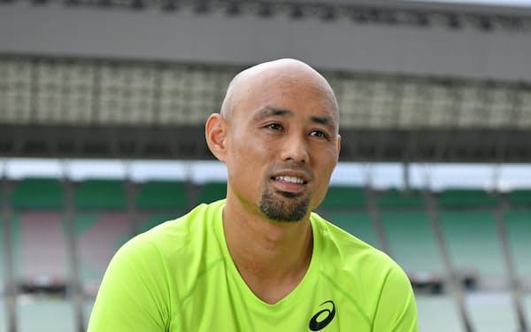 山本は今年9月に延期された日本パラを最初の目標に練習を続けている