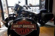 ハーレーダビッドソンの1~3月の二輪車販売は18%減少した=ロイター