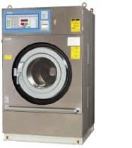 最高セ氏93度の高温水でリネン類を洗える病院向け高温水洗濯乾燥機