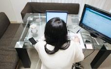 派遣社員も在宅拡大 大手で最大5割、ルール整備進む