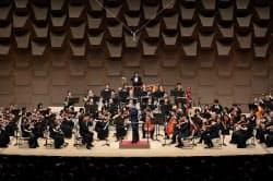今年はチャイコフスキーの作品を連続公演する(大阪フィルハーモニー交響楽団提供)