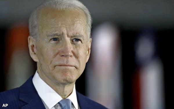 米民主党のバイデン前副大統領は副大統領候補選びを本格化する=AP