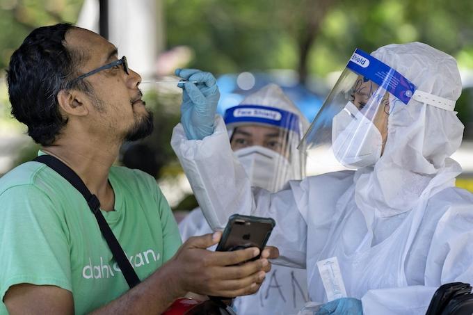 コロナ ウイルス マレーシア