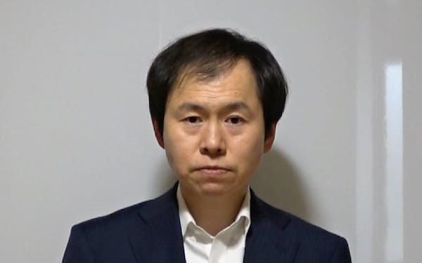 坂本彰さん