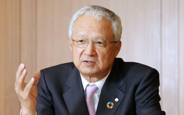 中山譲治・日本製薬工業協会会長