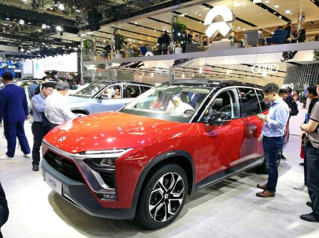 リチウムイオン電池の用途は電気自動車(EV)などに広がる