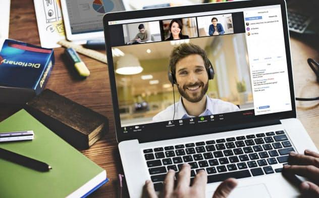 ビデオ会議「ズーム」の利用者は世界で3億人にのぼる