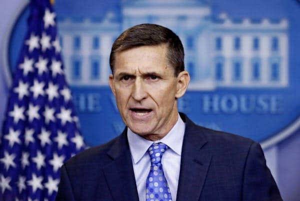 米大統領補佐官を務めたマイケル・フリン氏は有罪をいったんは認めていた=AP