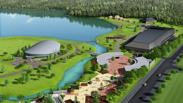 当初は4月24日の開業を予定していた(イメージ、北海道白老町)