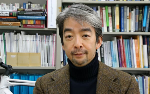 英キングス・カレッジ・ロンドンの渋谷健司教授(国際保健)
