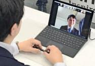 企業はオンラインを使った採用活動を模索している(日立製作所のウェブ座談会)