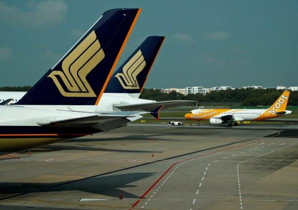 シンガポール航空は、1972年以来初めて赤字に転落する