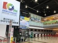 旅客数増加が続いた茨城空港も足元は苦戦が続く(4月末)