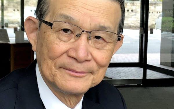 岸輝雄・前外務大臣科学技術顧問