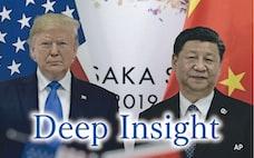 米中、新たな冷戦の淵に イデオロギー対立の様相も