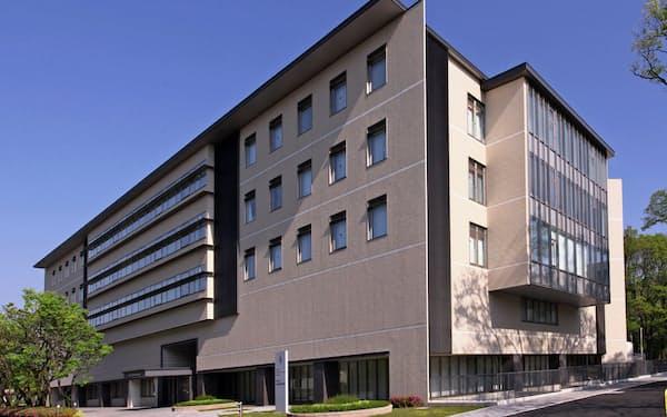 新財団が入居する京大iPS細胞研究所