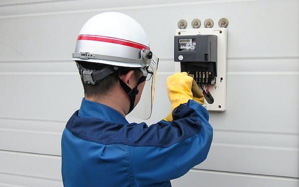 東電はスマートメーターから電力データの分析を進める