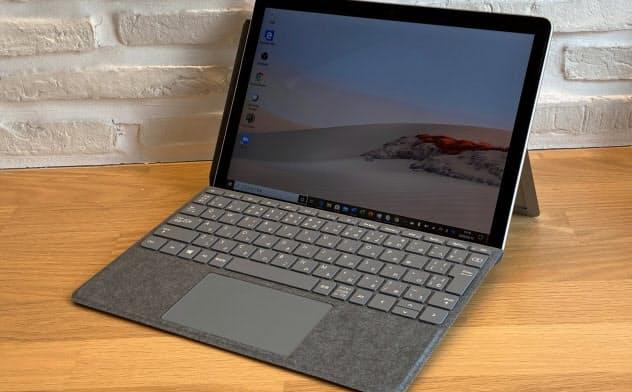 Surface Go 2の外観