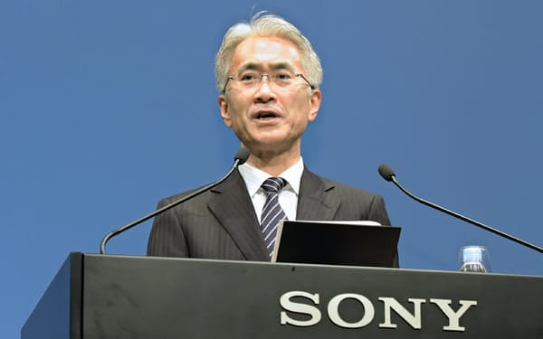 ソニーの吉田社長は19年5月、テクノロジーに裏打ちされたクリエイティブエンタテインメントカンパニーを目指すと宣言した