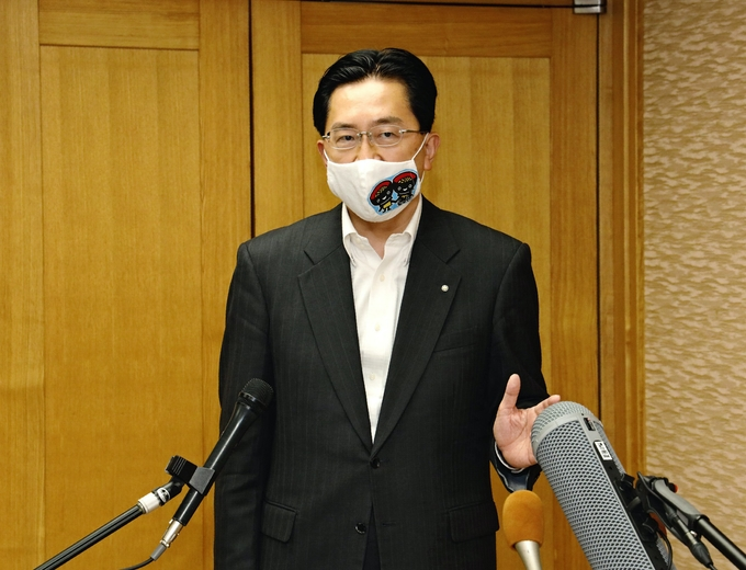 県 知事 岩手
