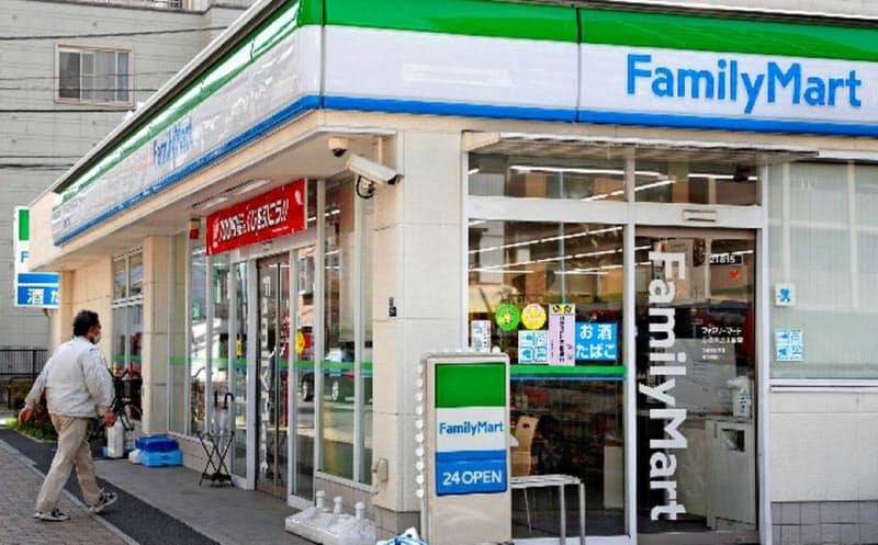 ファミリーマートは全国に約1万6000店を展開する