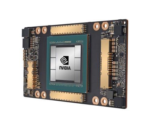 エヌビディアは14日、AIの計算能力を最大20倍に高めたGPUを発表した(写真はイメージ)