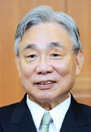 JR東海名誉会長 葛西敬之氏