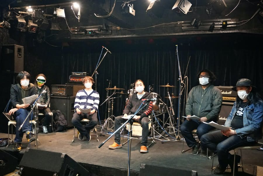 新型 コロナ 大阪 ライブ ハウス