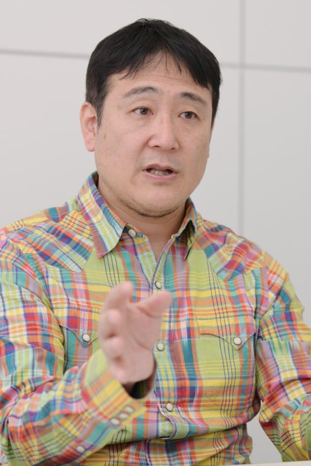 デジタルハリウッド大学大学院教授 佐藤昌宏