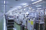 三菱電機の名古屋製作所