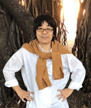猿橋賞を受賞した京都大学の市川温子准教授