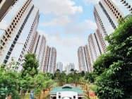 シンガポールの住宅開発庁の公共住宅