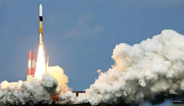 アラブ首長国連邦(UAE)の宇宙機関の火星探査機をH2Aロケット(写真)で打ち上げる